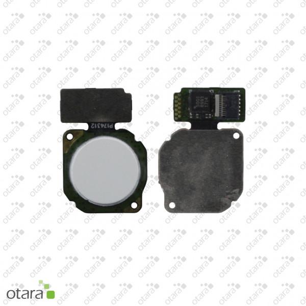 Huawei P8 Lite 2017 geeigneter Fingerprint Sensor, weiß