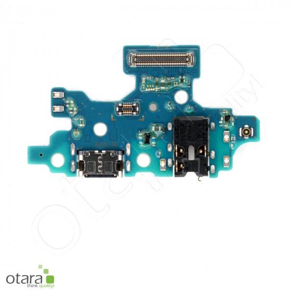 Samsung Galaxy A41 (A415F) Ladebuchse Platine USB-C, Mikrofon, Audio Jack (kompatibel)