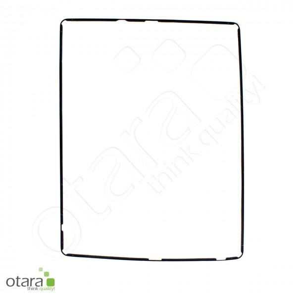 Mittelrahmen Dichtung geeignet für iPad 3 (2012), iPad 4 (2012), schwarz