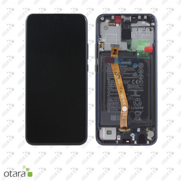 Displayeinheit Huawei Mate 20 Lite, saphirblau, Serviceware