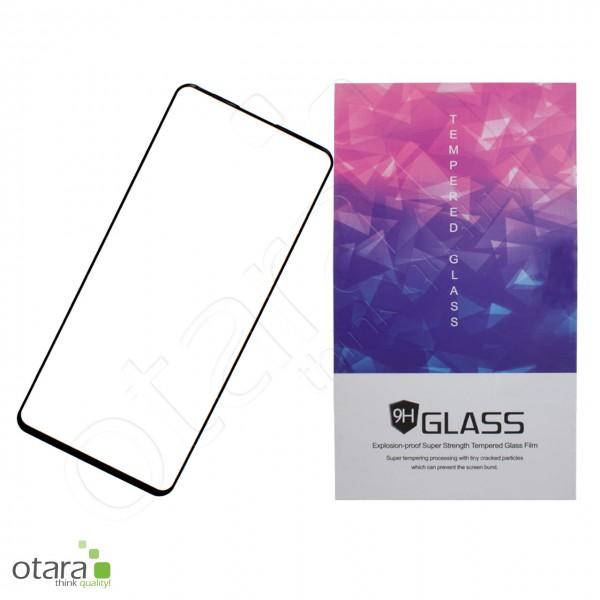 Schutzglas Edge to Edge für Samsung Galaxy S10 Lite