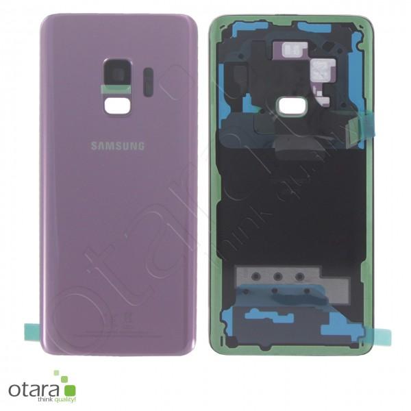 Akkudeckel Samsung Galaxy S9 (G960F), lilac purple, Serviceware
