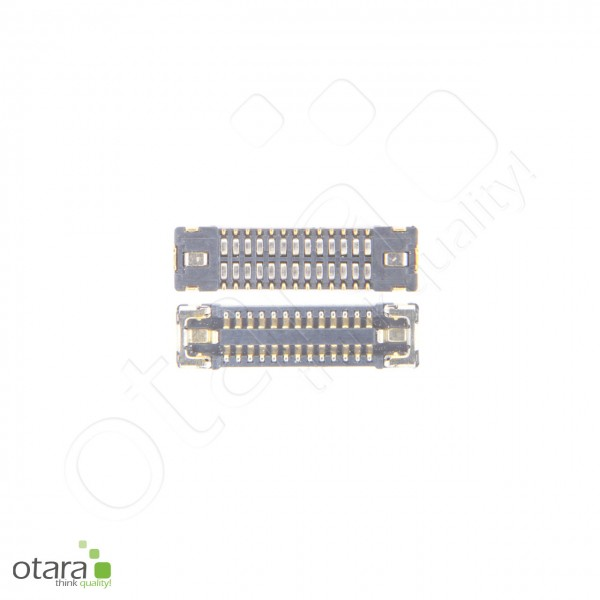 FPC Connector Rear Facing Camera Module geeignet für Apple iPhone X