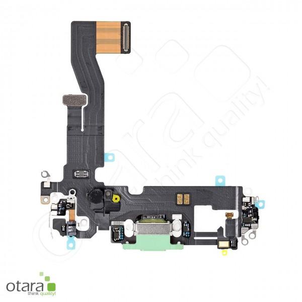 Lade Dock Connector Flex geeignet für iPhone 12 (Ori/pulled Qualität), grün