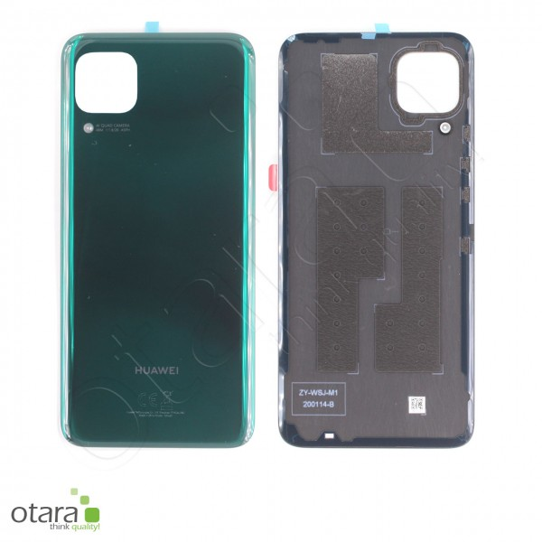 Akkudeckel Huawei P40 Lite, crush green, Serviceware