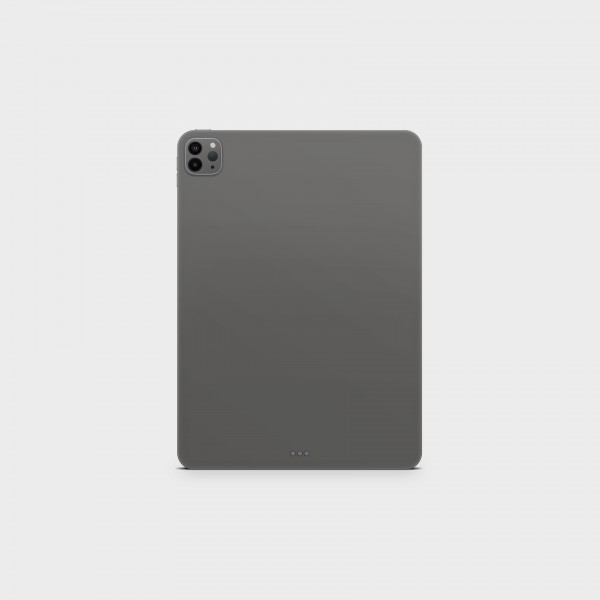 "GREEN MNKY Backcover Skin Tablet 11"" (Struktur Serie) ""Cute Grey"" [3 Stück]"