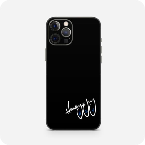 "GREEN MNKY Backcover Skin Smartphone 7"" (HSV Kollektion) ""Hamburger Jung HSV Black"" [3 Stück]"