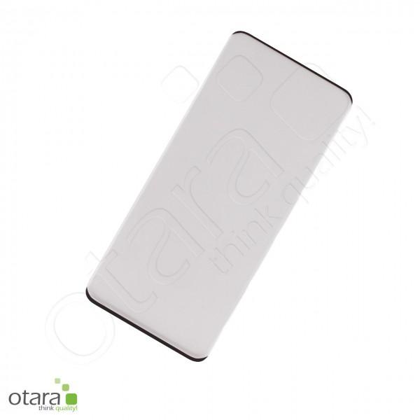 Schutzglas Edge to Edge für Samsung Galaxy S20 Plus, schwarz (ohne Verpackung)