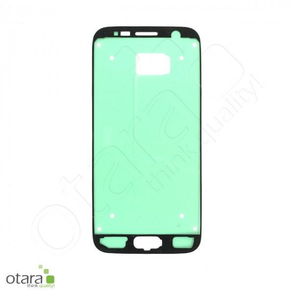 Samsung Galaxy S7 (G930F) passende Klebefolie für LCD Display Rahmen