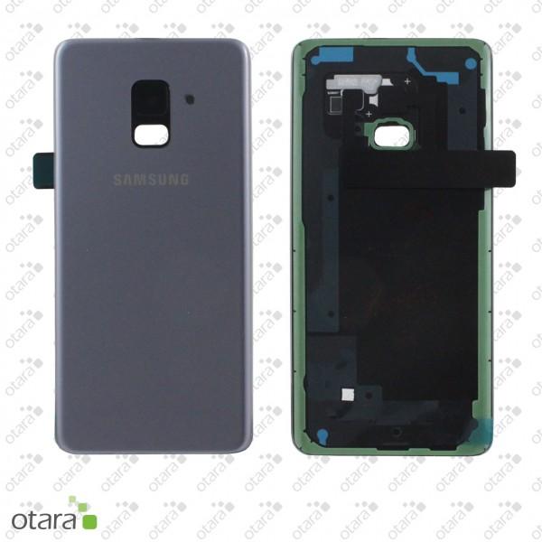 Akkudeckel Samsung Galaxy A8 2018 (A530F), orchid grey, Serviceware