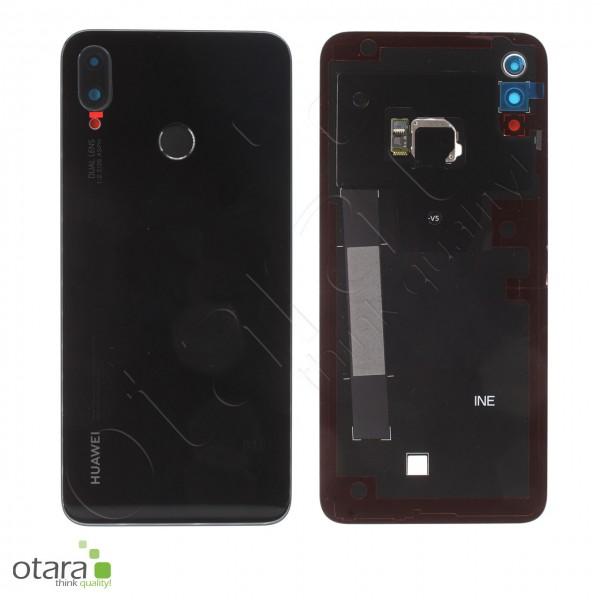 Akkudeckel Huawei P Smart Plus 2018, black, Serviceware