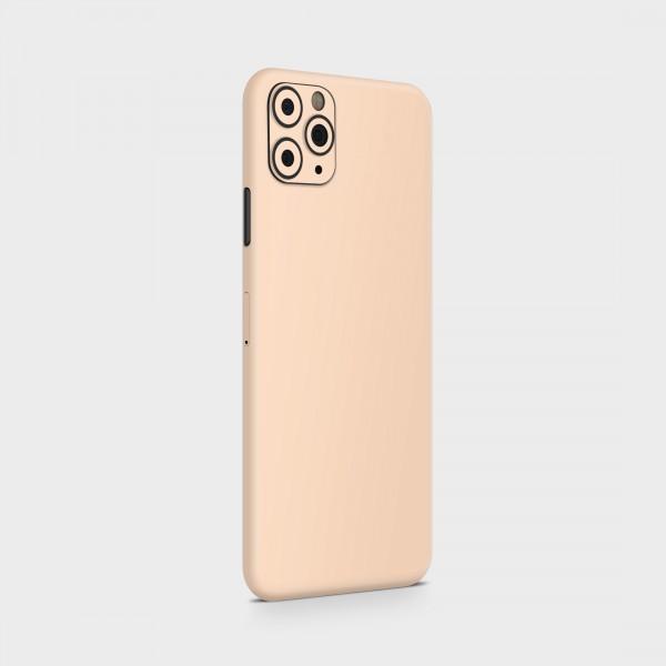 "GREEN MNKY Backcover Skin Smartphone 7"" (Struktur Serie) ""Creme"" [3 Stück]"