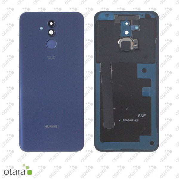 Akkudeckel Huawei Mate 20 Lite, saphire blue, Serviceware