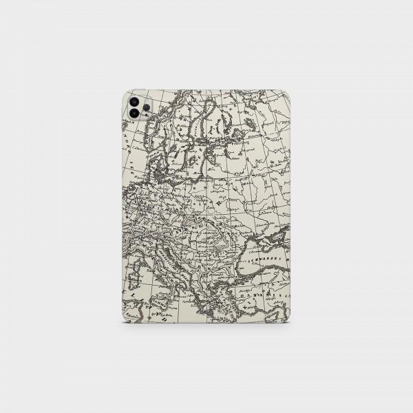 "GREEN MNKY Backcover Skin Tablet 11"" (Design Serie) ""Europe"" [3 Stück]"