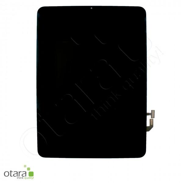 Displayeinheit geeignet für iPad Air 4 (2020) A2316 A2324 A2325 A2072 (refurbished), schwarz