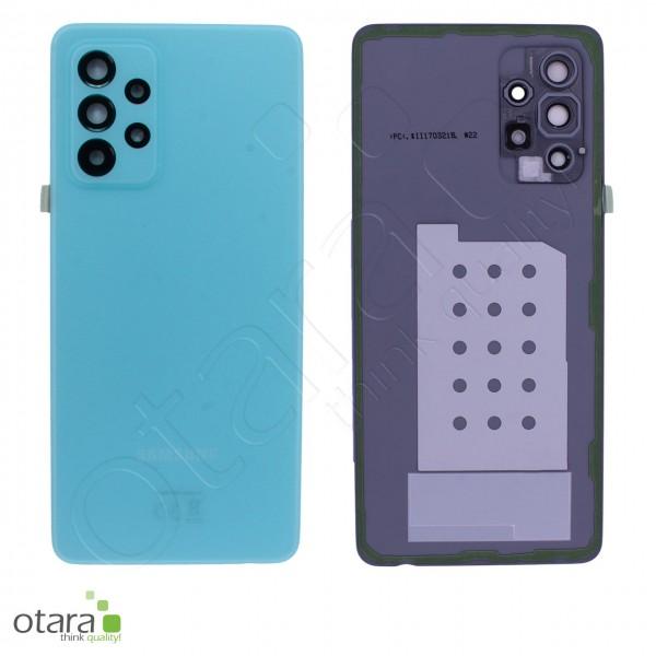 Akkudeckel Samsung Galaxy A52 (A525F,A526B), awesome blue, Serviceware