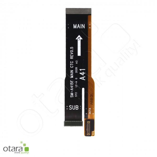 Samsung Galaxy A41 (A415F) Main SUB/OCTA Flex (con-to-con), Serviceware