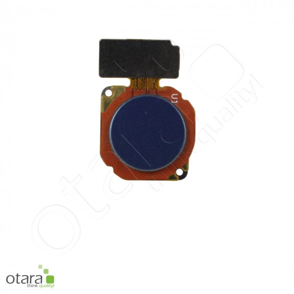 Huawei P8 Lite 2017 geeigneter Fingerprint Sensor, blau