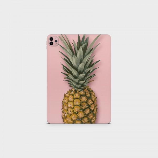 "GREEN MNKY Backcover Skin Tablet 11"" (Design Serie) ""Pink Ananas"" [3 Stück]"