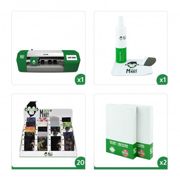 GREEN MNKY Starterpaket Ape protect