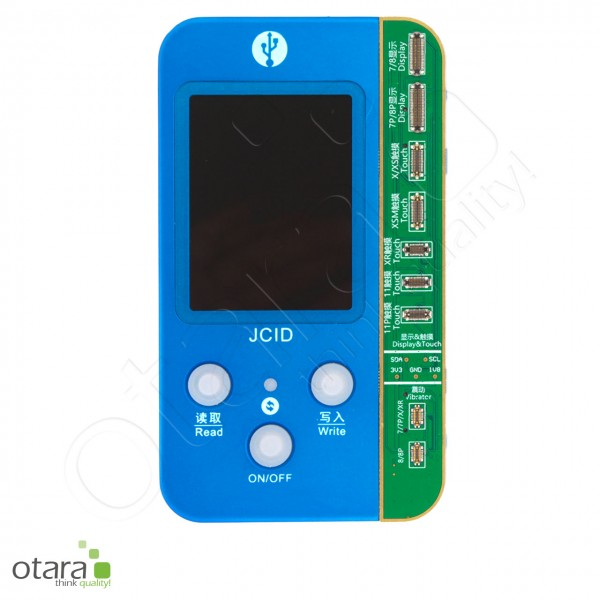 JC V1S Programmiergerät inkl. Display PCB Platine für iPhone 7 bis iPhone 11 Pro Max