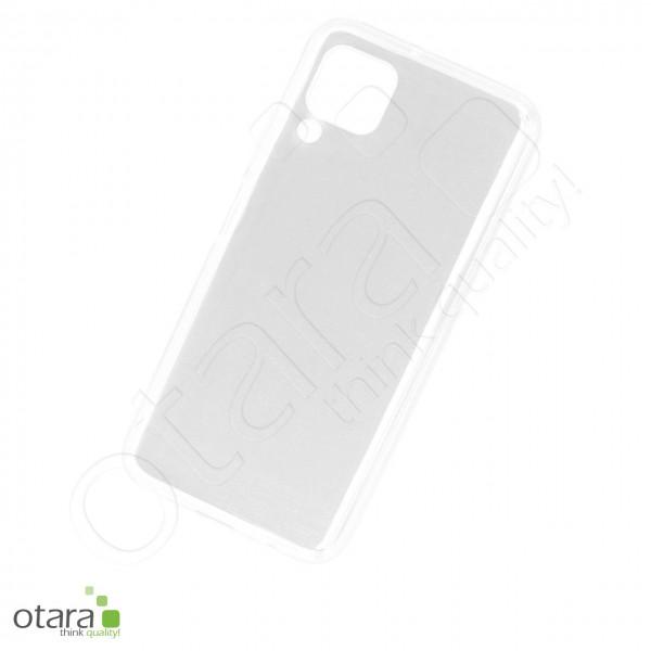 Silikoncase/Schutzhülle für Huawei P40 Lite, transparent