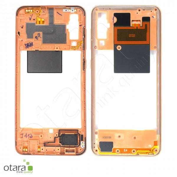 Samsung Galaxy A50 (A505F) Mittelrahmen, coral, Serviceware