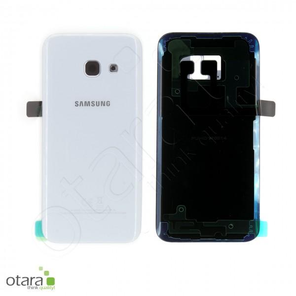 Akkudeckel Samsung Galaxy A3 2017 (A320F), blau, Serviceware