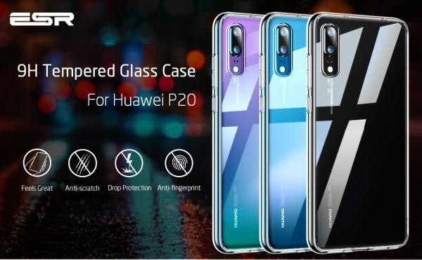 ESR Case Huawei P20 Mimic Clear