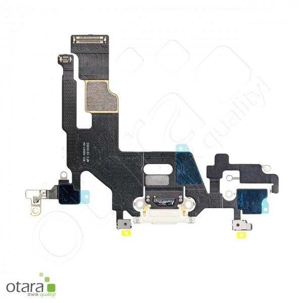 Lade Dock Connector Flex geeignet für iPhone 11 (Ori/pulled Qualität), weiß