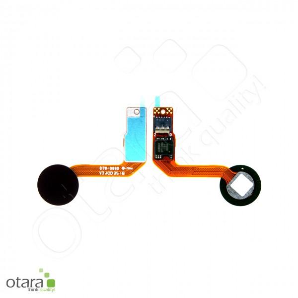 Huawei Mate 20 Homebutton/Fingerprint Sensor, black, Serviceware