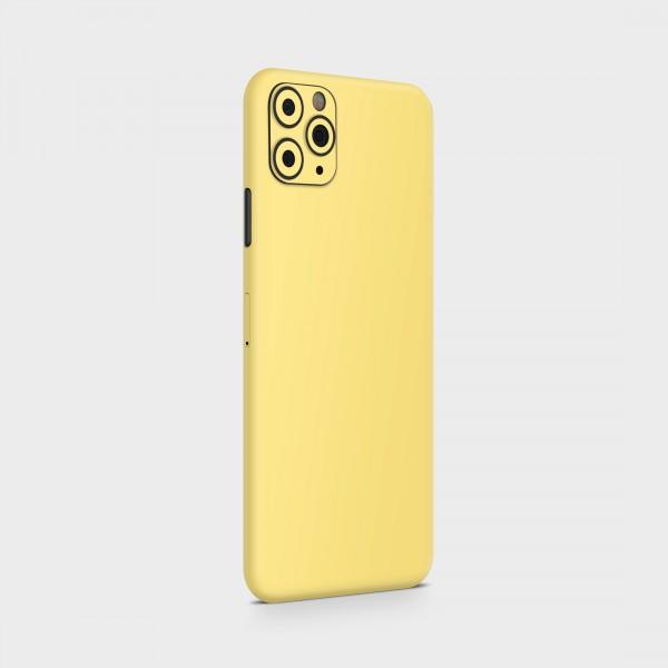 """GREEN MNKY Backcover Skin Smartphone 7"""" (Struktur Serie) """"Peach"""" [3 Stück]"""