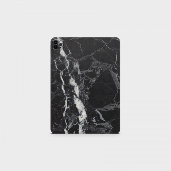 "GREEN MNKY Backcover Skin Tablet 11"" (Struktur Serie) ""Black Marble"" [3 Stück]"