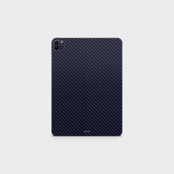 "GREEN MNKY Backcover Skin Tablet 11"" (Struktur Serie) ""Carbon Blue"" [3 Stück]"