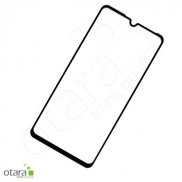 Schutzglas Edge to Edge (full glue) Huawei P30 Lite, schwarz (ohne Verpackung)