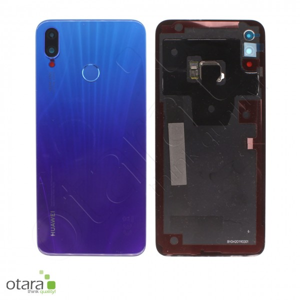 Akkudeckel Huawei P Smart Plus 2018, iris purple, Serviceware