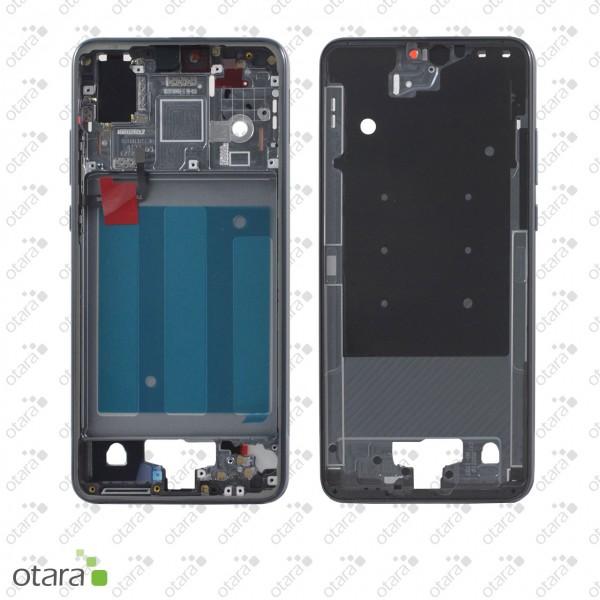 Huawei P20 geeigneter Mittelrahmen, midnight black