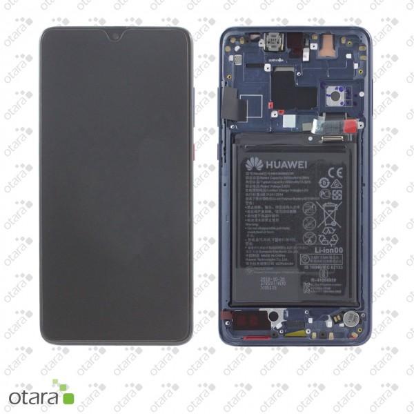 Displayeinheit Huawei Mate 20, midnight blue, Serviceware