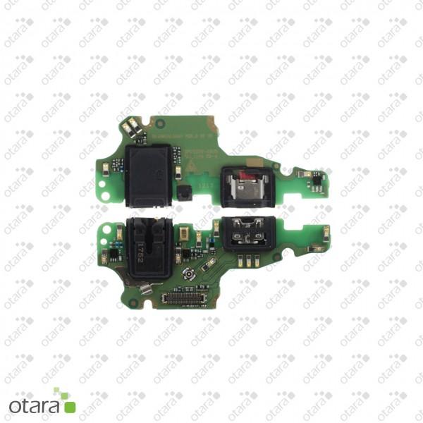 Huawei Mate 10 Lite geeignete Ladebuchse/Mikro USB Anschluß inkl. Platine