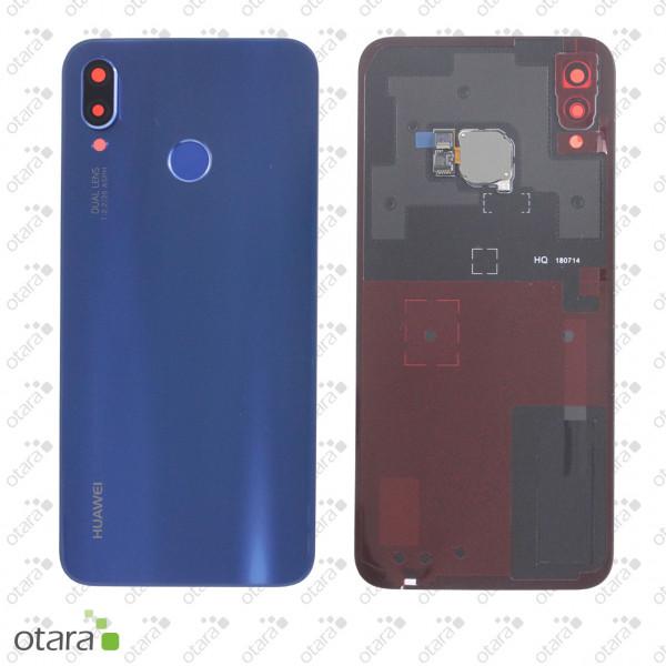 Akkudeckel Huawei P20 Lite Dual (ANE-L21), klein blue, Serviceware