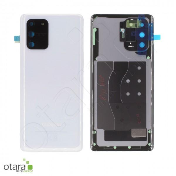 Akkudeckel Samsung Galaxy S10 Lite (G770F), Prism White, Serviceware