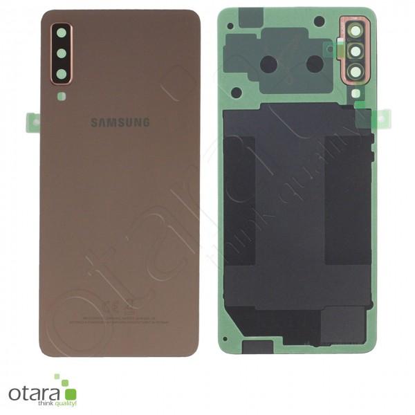 Akkudeckel Samsung Galaxy A7 2018 (A750F), Gold, Serviceware