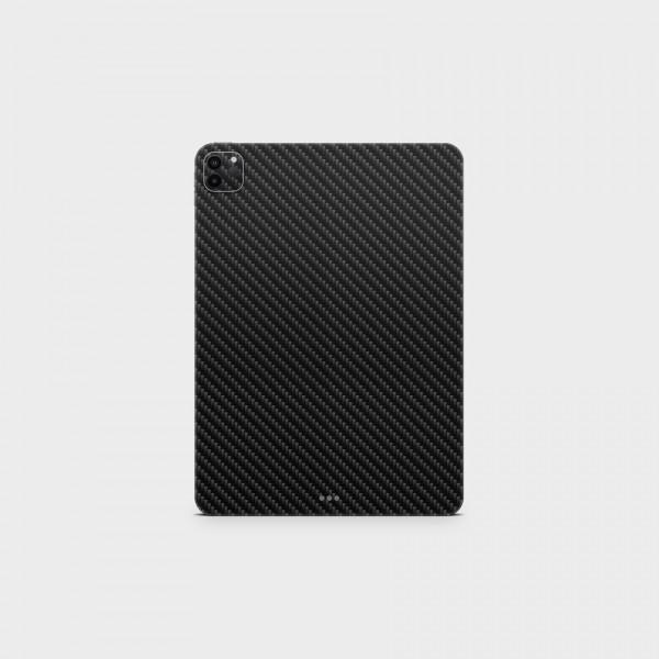 "GREEN MNKY Backcover Skin Tablet 11"" (Struktur Serie) ""Carbon Black"" [3 Stück]"