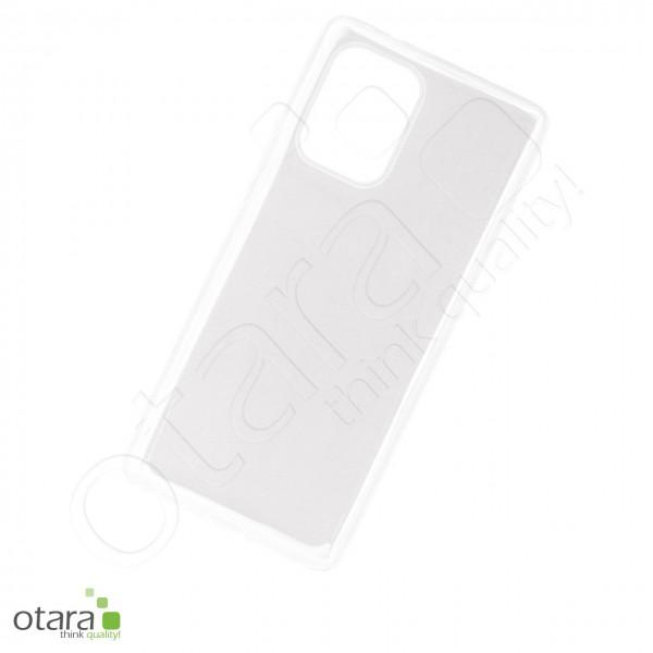Silikoncase/Schutzhülle für Samsung Galaxy S10 Lite, transparent