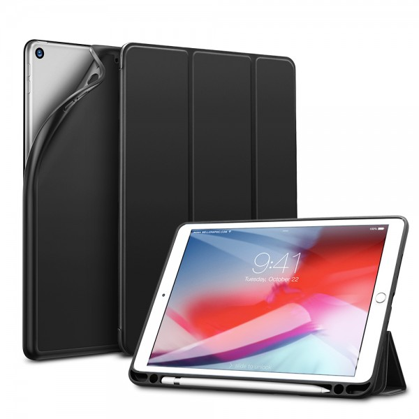 ESR Case iPad Air 10.5 2019 Rebound Pencil Black