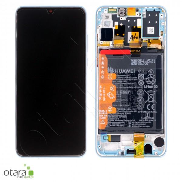 Displayeinheit Huawei P30 Lite (MAR-LX1A), breathing crystal, Serviceware