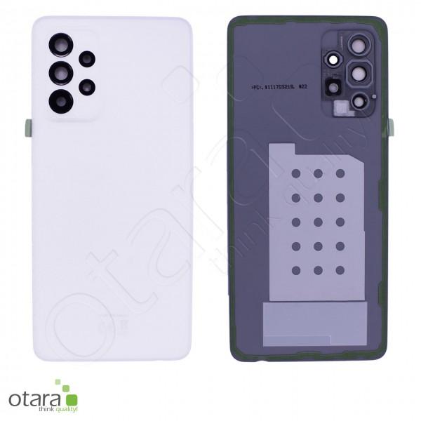 Akkudeckel Samsung Galaxy A52 (A525F,A526B), awesome white, Serviceware