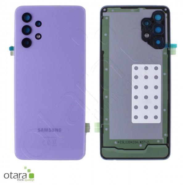 Akkudeckel Samsung Galaxy A32 4G (A325F), awesome violet, Serviceware
