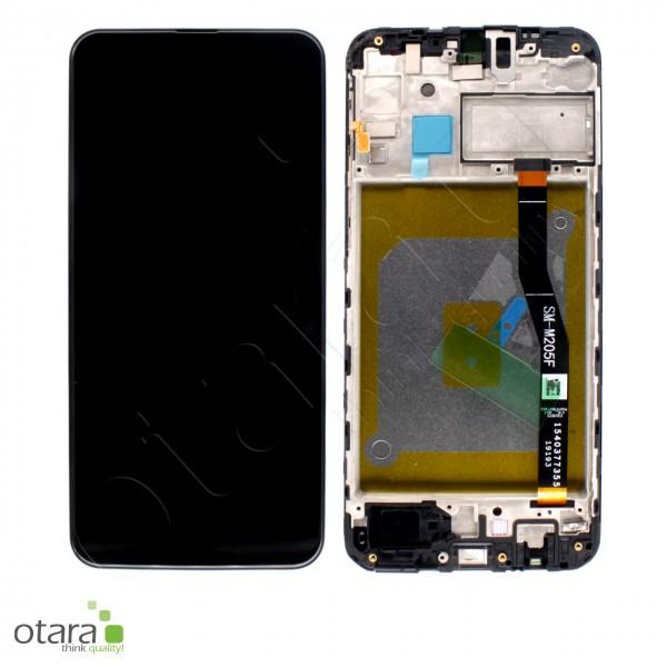 Displayeinheit Samsung Galaxy M20 (M205F), black, Serviceware