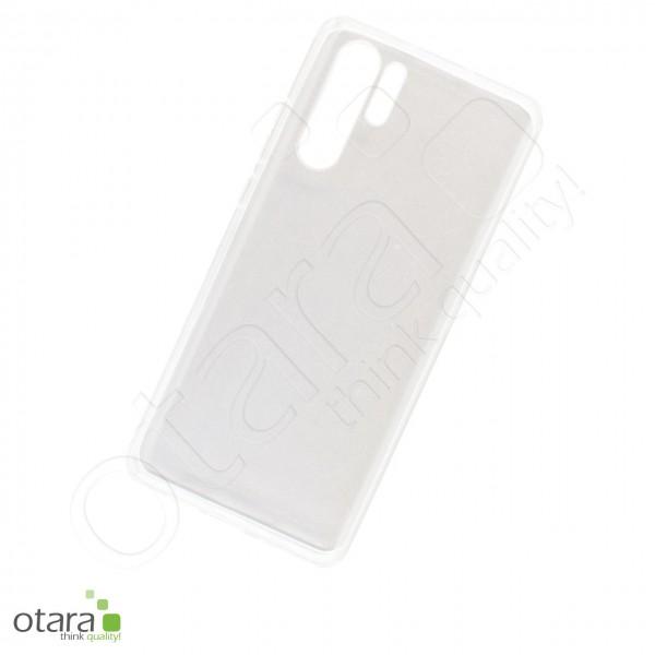 Silikoncase/Schutzhülle für Huawei P30 Pro, transparent